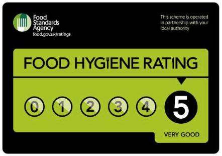 Food Hygiene Check App by HygieneCheck